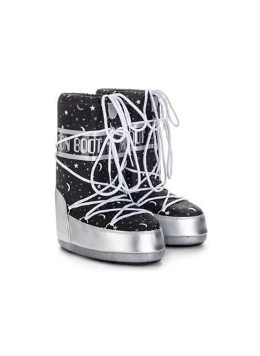 Moon Boot Kar Botu Gümüş